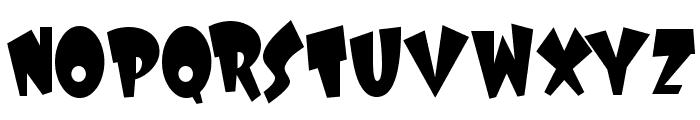 LaffRiotNF Font LOWERCASE