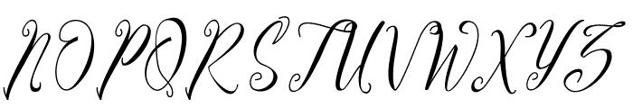 Lagena Font UPPERCASE