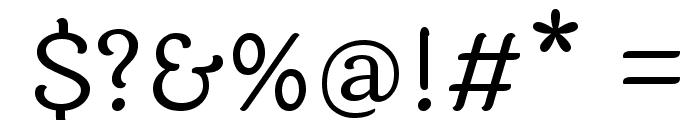 Laila Font OTHER CHARS