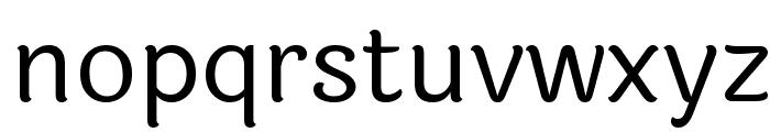 Laila Font LOWERCASE