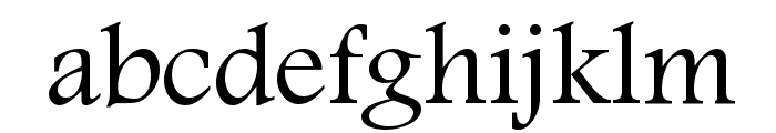 Lailaa Font LOWERCASE
