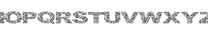 Lake Toba Font UPPERCASE