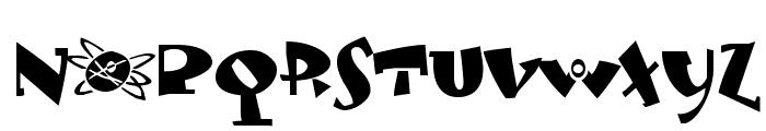 LambadaDexter-Medium Font UPPERCASE