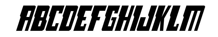 Lamprey Italic Font LOWERCASE
