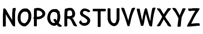 Lampshade Narrow Font UPPERCASE