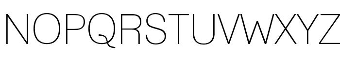 Lane - Upper Font UPPERCASE