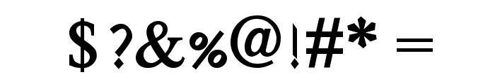 LangscapeDevPriyaBold Font OTHER CHARS