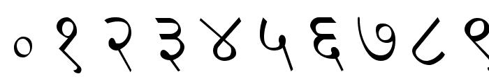 LangscapeDevPriyaNormal Font OTHER CHARS