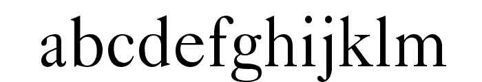 LangscapeDevPriyaNormal Font LOWERCASE