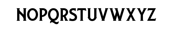 LansdowneDEMO Font LOWERCASE