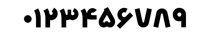 Laqhab Black Font OTHER CHARS