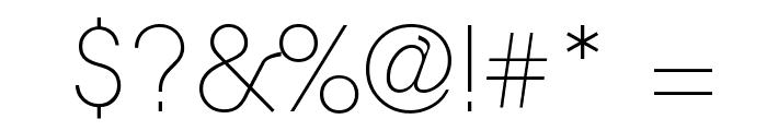 Laranjha-Pro-Fraco Font OTHER CHARS