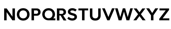 Larke Neue Bold Font UPPERCASE