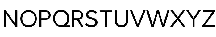Larke Neue Regular Font UPPERCASE