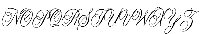 Lastochka Font UPPERCASE