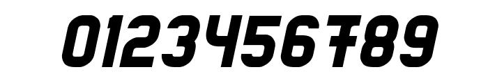 Lastwaerk black Oblique Font OTHER CHARS