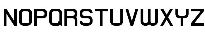 Lastwaerk bold Font UPPERCASE