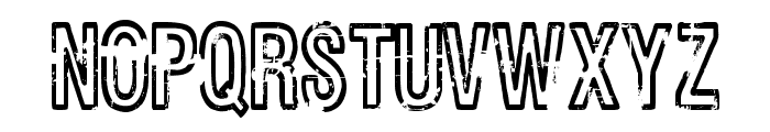 Latabr Font LOWERCASE