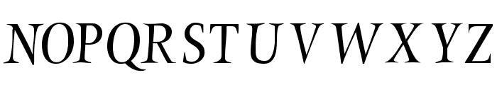 LatinumTallX Font UPPERCASE