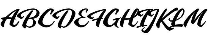 LaunchAttack-Regular Font UPPERCASE