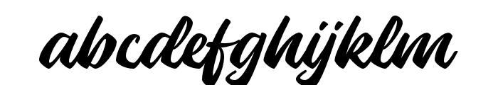 LaunchAttack-Regular Font LOWERCASE