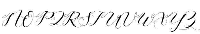 Laurence Font UPPERCASE