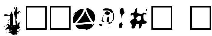 Lava-Lava Font OTHER CHARS