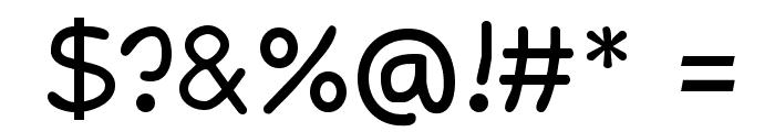 Lavi Font OTHER CHARS