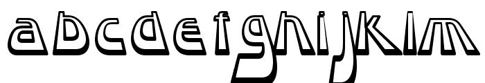 Layaway Font LOWERCASE