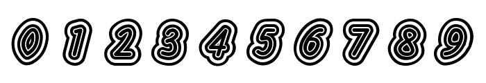 Layeradri Font OTHER CHARS