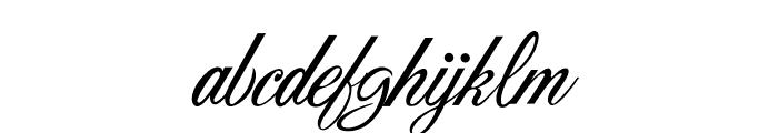 Laylantia Font LOWERCASE