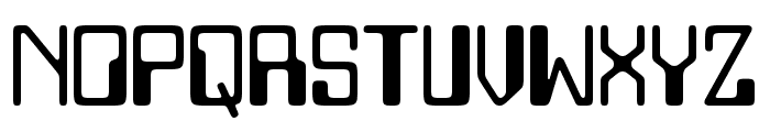 Lazenby Computer Smooth Font LOWERCASE