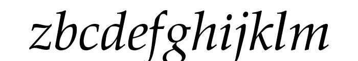 Lazuri COSMIC Font LOWERCASE