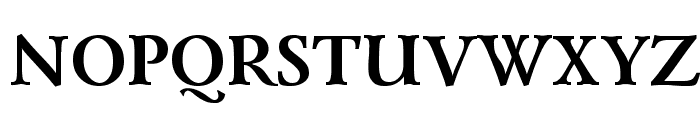 Lazurski Bold Font UPPERCASE