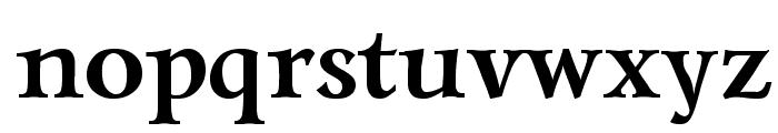 Lazurski Bold Font LOWERCASE