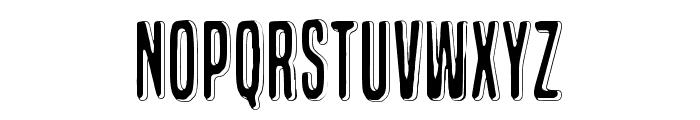 Lazy Opossum Font LOWERCASE