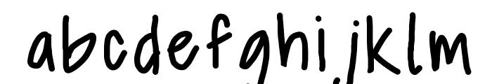 lakhey2 Font LOWERCASE