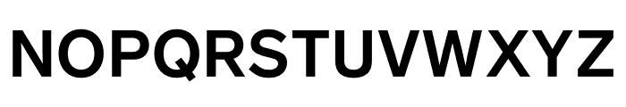 Lab Grotesque Bold Font UPPERCASE