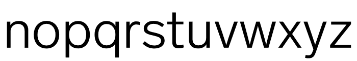 Lab Grotesque Light Font LOWERCASE