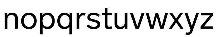 Lab Grotesque Regular Font LOWERCASE