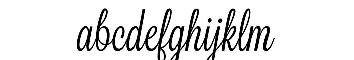 Lavanderia-Regular Font LOWERCASE