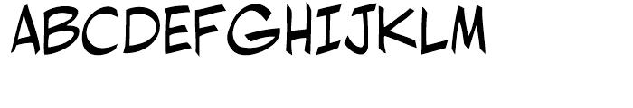 Ladronn Intl Regular Font UPPERCASE