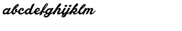 Lakesight Regular Font LOWERCASE
