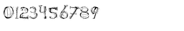 LamentaX Regular Font OTHER CHARS