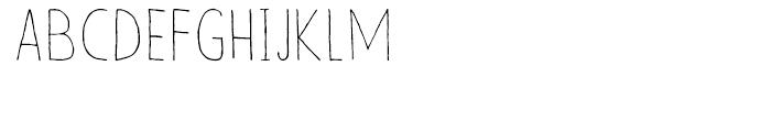 Lampion Regular Font UPPERCASE
