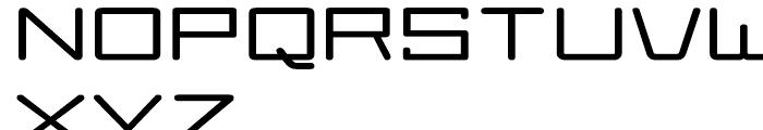 Larabiefont Extrawide Bold Font UPPERCASE