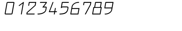 Larabiefont Italic Font OTHER CHARS