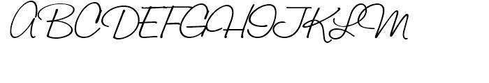 Laramie Regular Font UPPERCASE