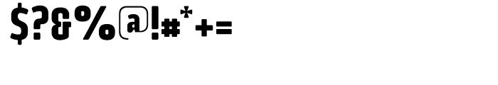 Large Regular Font OTHER CHARS