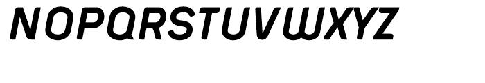 LayarBahtera Doomsday Bold Italic Font UPPERCASE